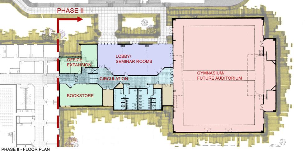 Phase II Floor Plan