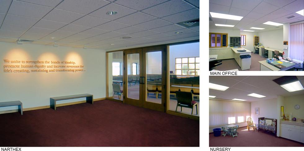 Narthex Office Nursery
