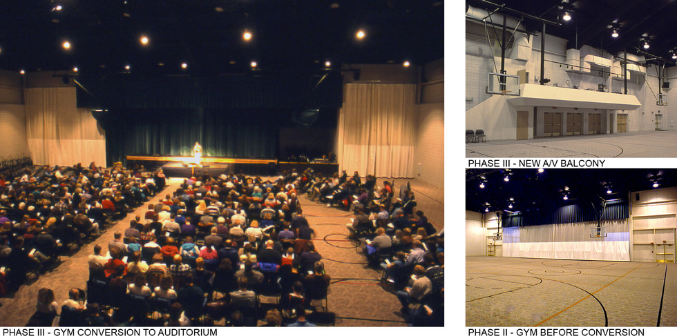 Phase III Auditorium