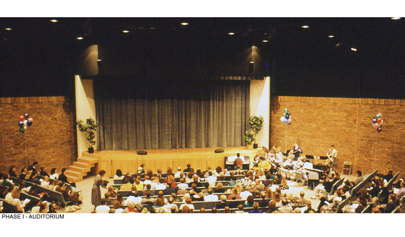 Phase I Auditorium