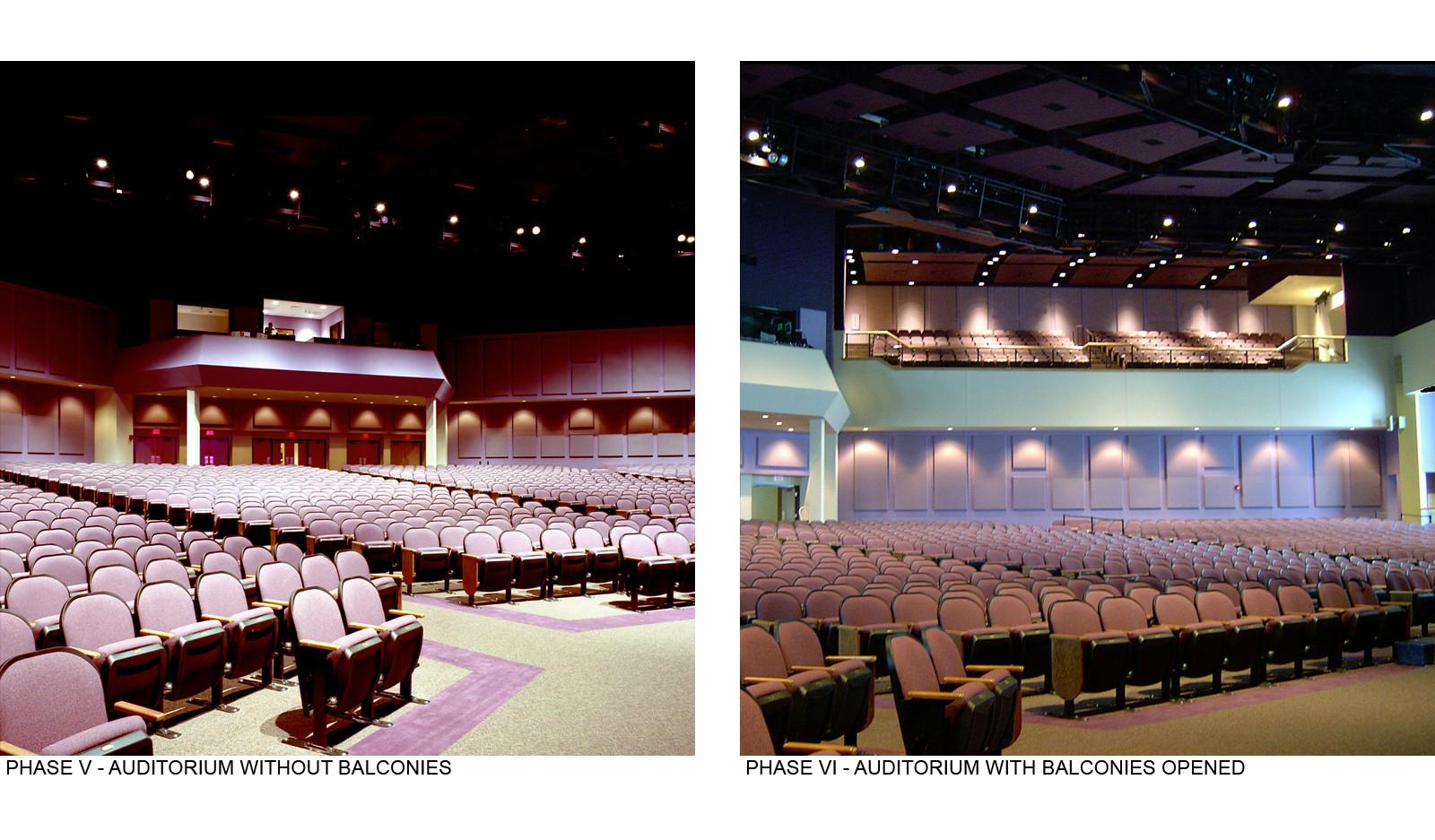 Auditorium V and VI