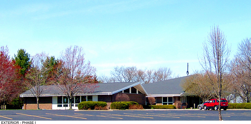 Christ the Lord Lutheran Exterior