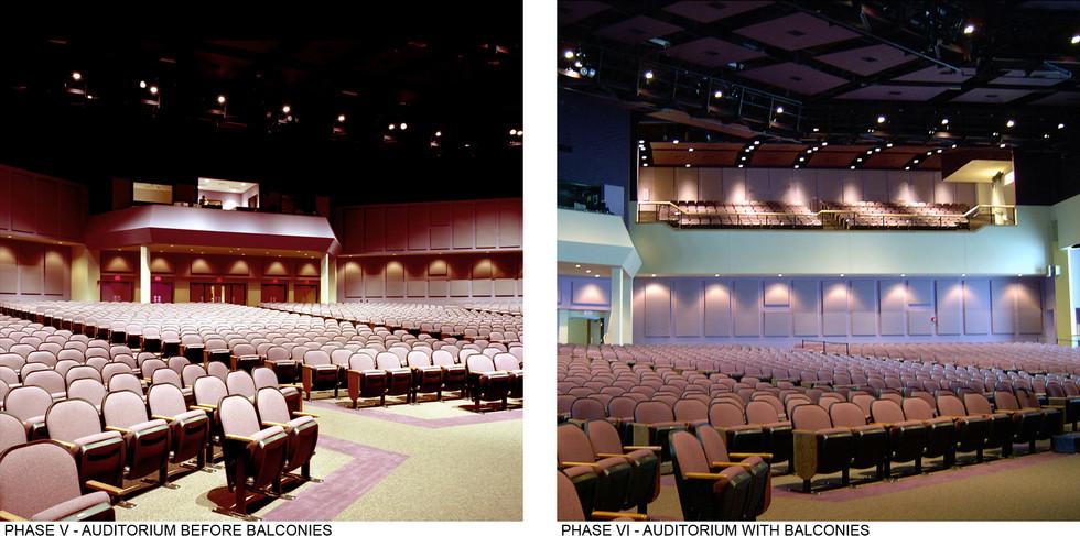 Phase VI Auditorium V & VI
