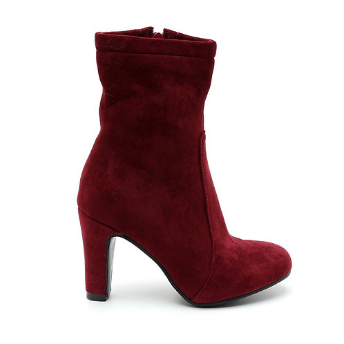 Ruby High Heel Boots Size 32