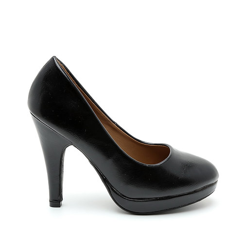 Black Platform Pumps Size 32-35