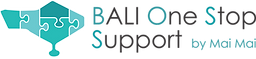 BALI ONE STOP SUPPORT LOGO