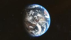 Earth Render 1