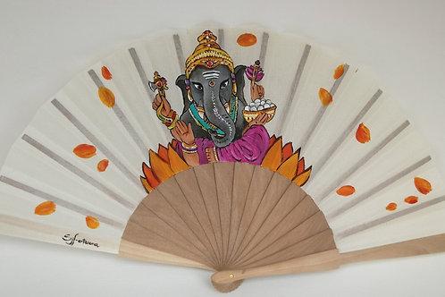 Abanico Ganesha
