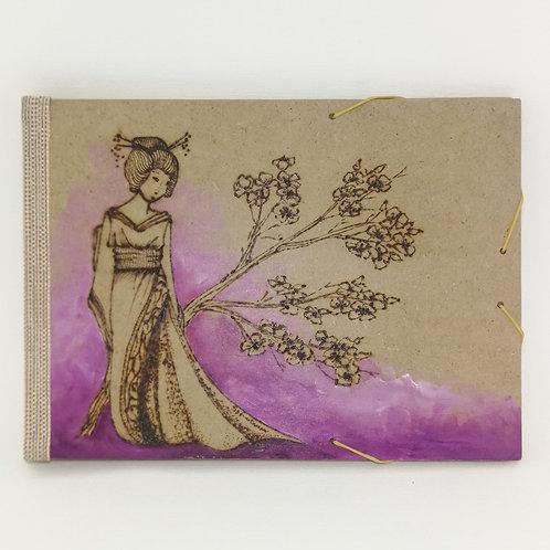 Carpeta Geisha