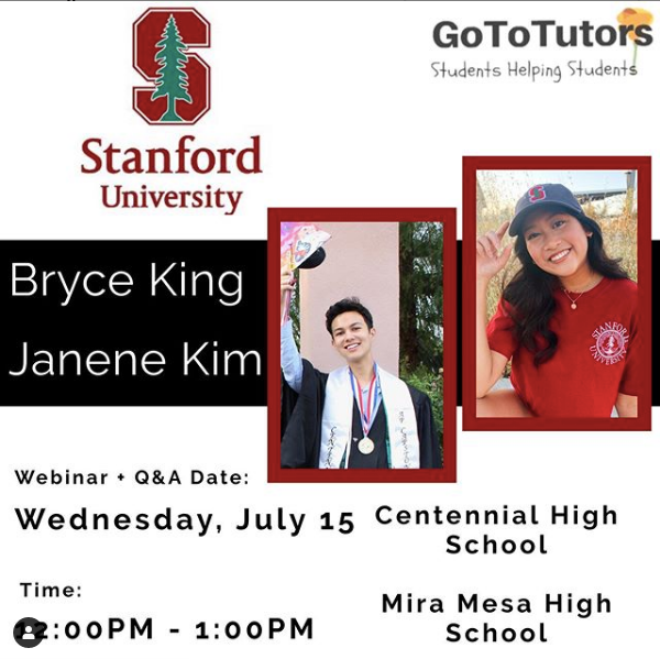 Bryce King and Janene Kim | Stanford
