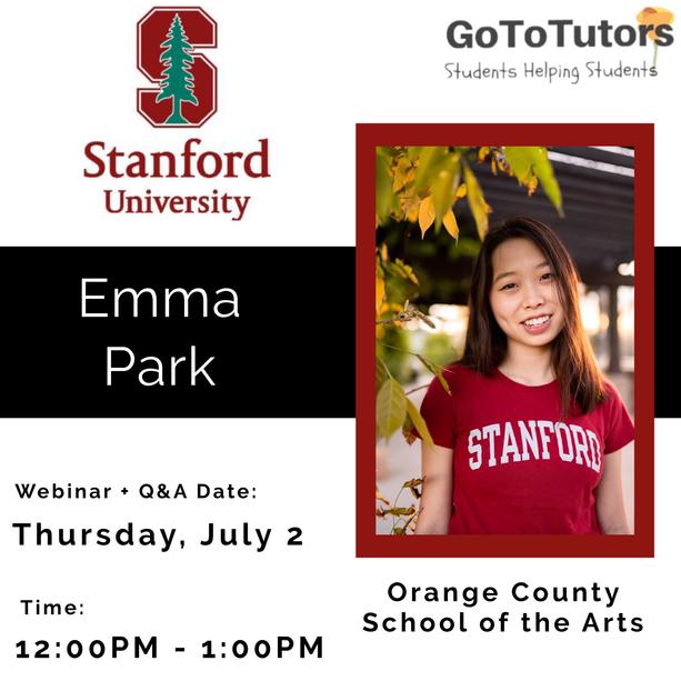 Emma Park | Stanford
