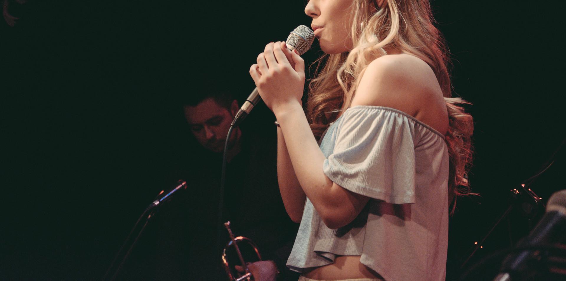 Koncert w klubie Harenda 31.01. zdjęcia: Iza Rzechuła