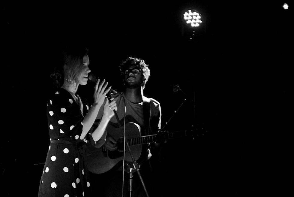 Koncert w Prochownii Żoliborz 16.08.2018 zdjęcie: Emilia Gołos