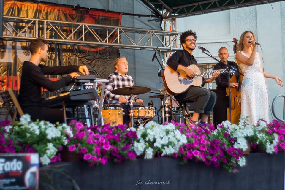 Koncert na Festiwalu Fado w Grudziądzu 29.06.2018 zdjęcie M. Chełminiak
