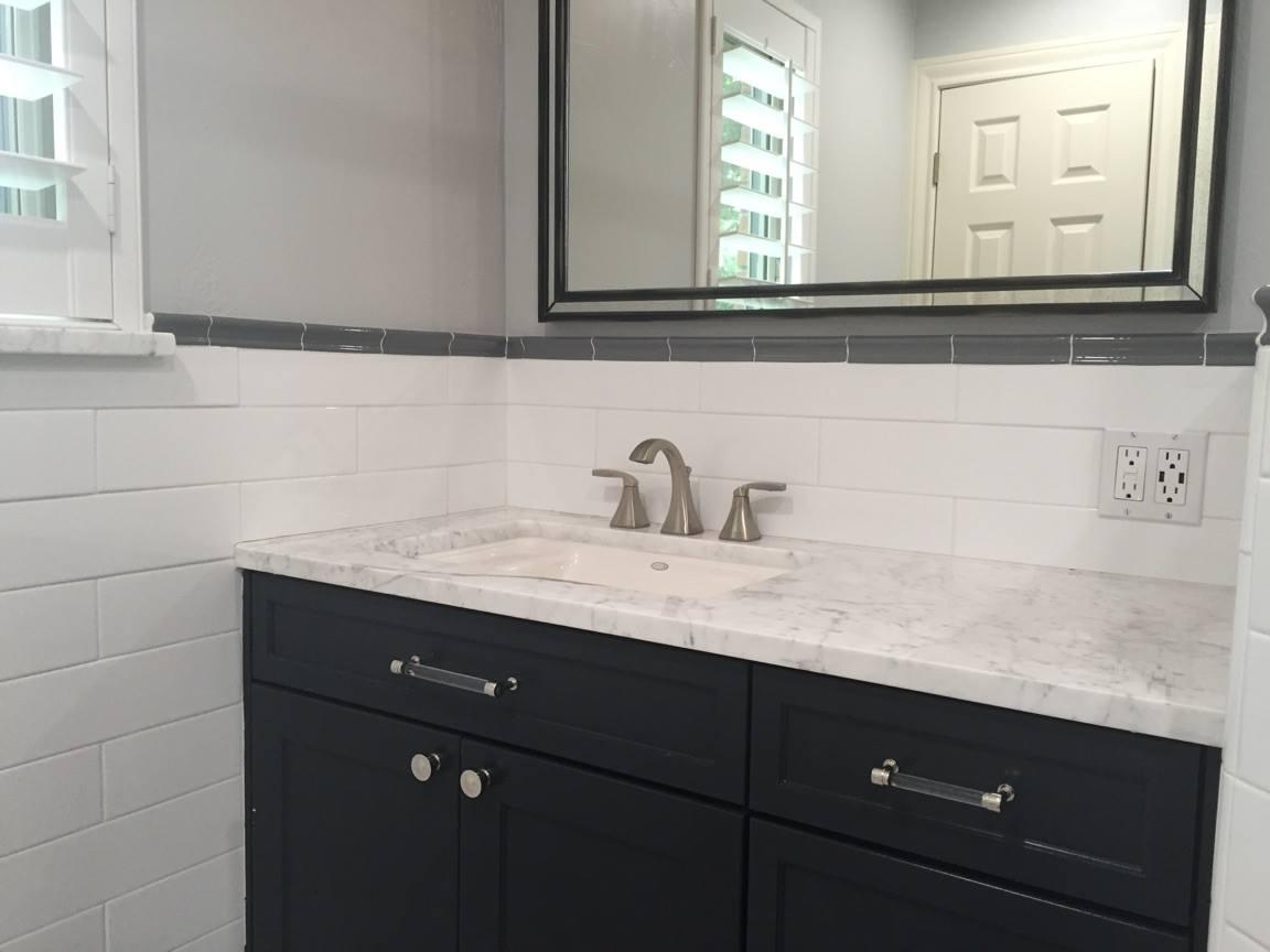 Cornerstone Marble & Granite Amarillo Texas White carrara marble