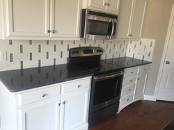 Cornerstone Marble & Granite Amarillo Texas Black Negresco Granite