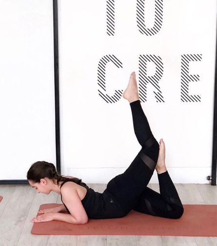 a.normality vegan France yoga Cécile