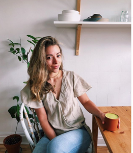 Gabcyrielle vegan Quebec Instagram