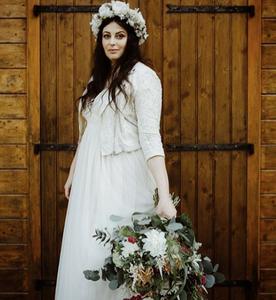 Marie la forêt vegan photographe influencer stylsime culinaire