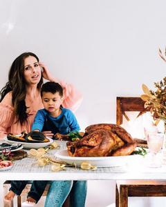 Jennifer Pallian cook blogger influencer foodie nutritionist