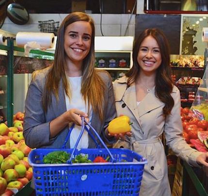 Alexandra Inman Stephanie Dang dietitians blogger influencer food marketing