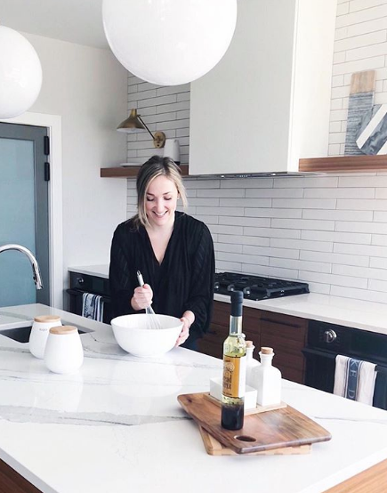 Bailey Campbell Basics with Bail foodie influencer blog