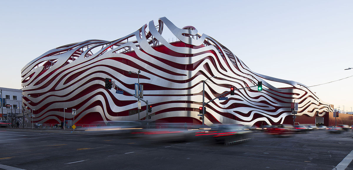 Petersen_Automotive_Museum