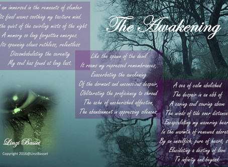 Linzi's Poems - The Awakening