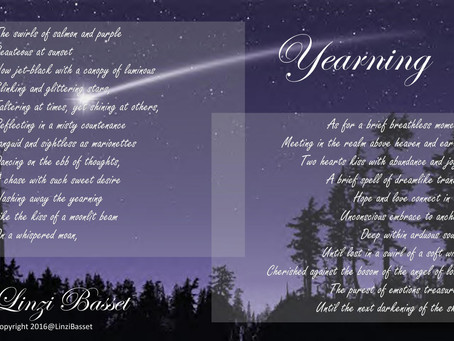 Linzi's Poetry - Yearning