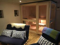 divano e poltrona diventano futon