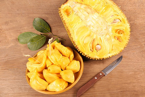 Jack fruit. The miracle fruit.Includes a free piece