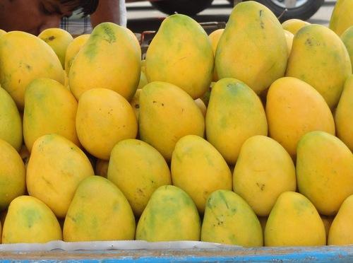 Yellow Mangoes