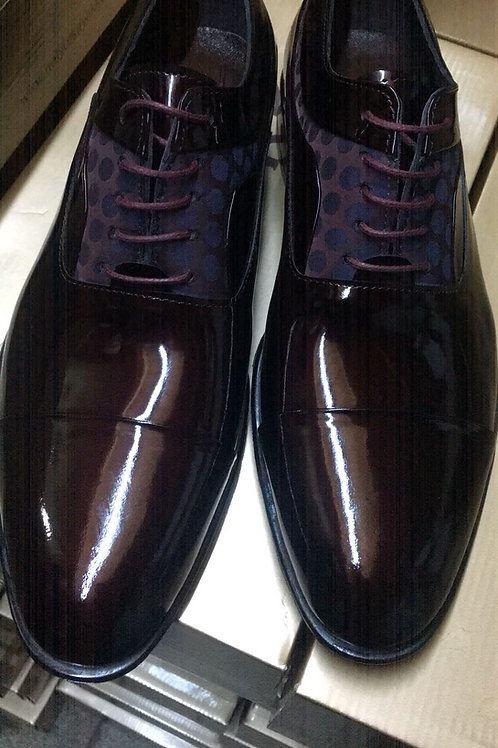 Men's hand made leather shoes