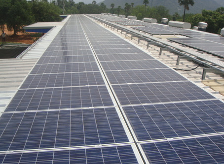 SOLAR PV SYSTEM AND POWER FACTOR