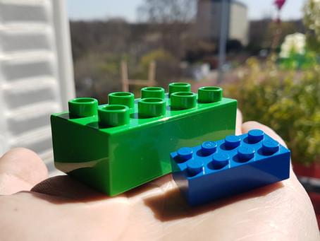 Les LEGO, c'est à partir de quel âge?