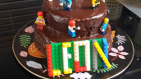 Gâteau Léon