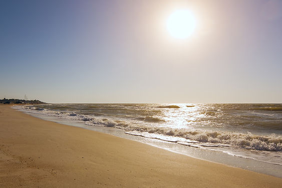 Southcoast Massachusetts beach