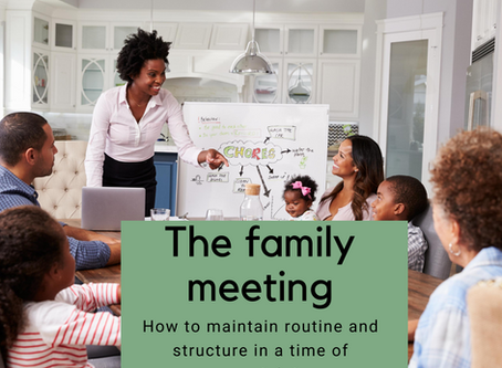 The Family Meeting