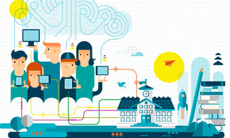 Reflexión de la escuela digital