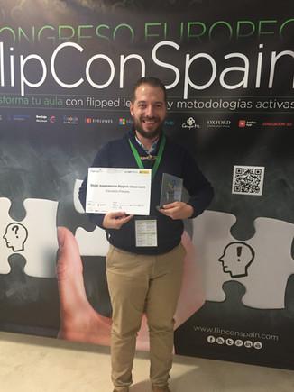GANADORES del Congreso Europeo FlipConSpain2018