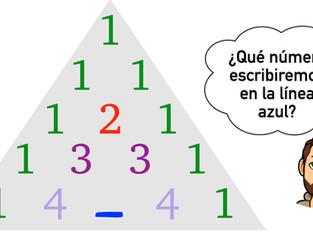Reto semanal 5: pirámide de números