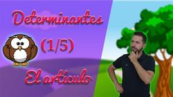 Determinantes_el_artículo