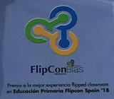 Premio a la mejor experiencia Flipped Pr