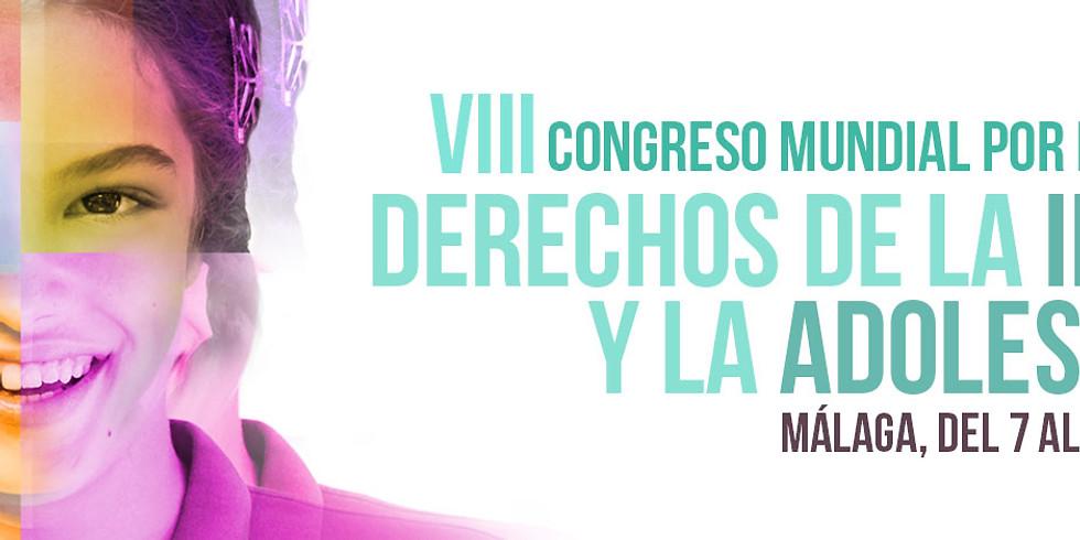 VIII Congreso Mundial por los Derechos de la Infancia y Adolescencia