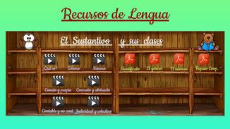 Nueva sección de Lengua Castellana.