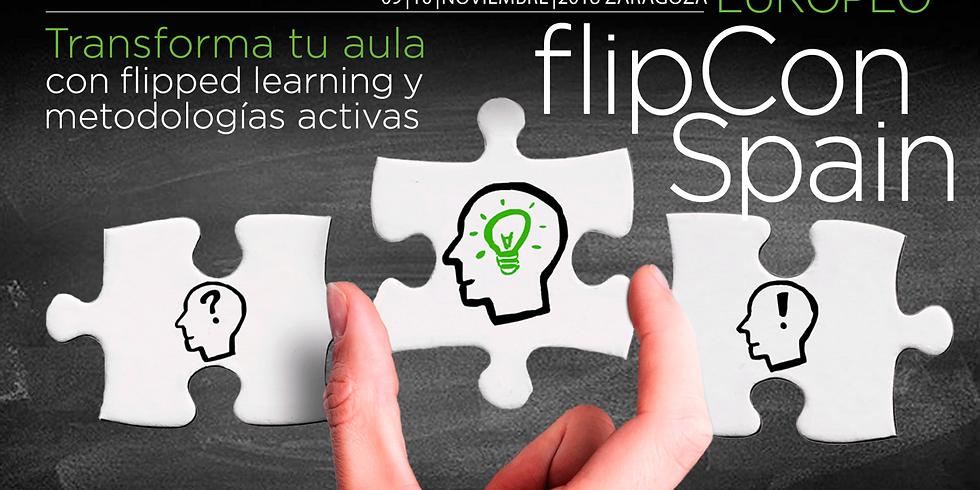 IV Congreso Europeo Flipped Classroom (Zaragoza)