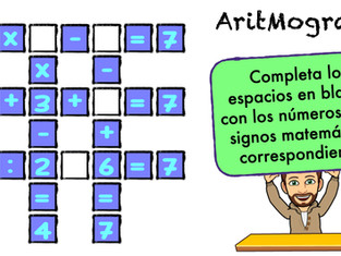 Reto semanal 7: aritmograma