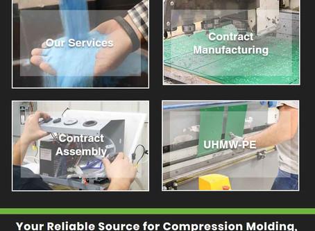 Custom Plastics Manufacturer Pride Solutions Launches New Website