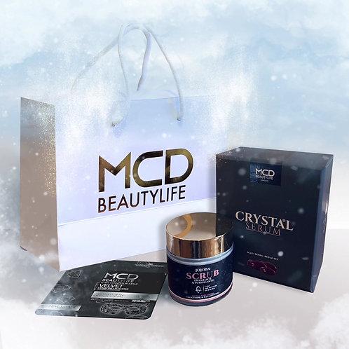 Xmas Box - Crystal Edition + Card Acaia del valore di 200€ +regalo a Sorpresa
