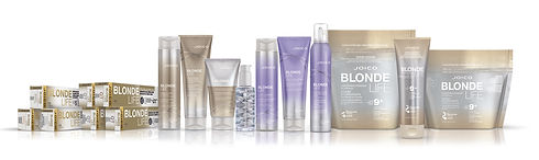 JOICO Blonde Life Group Shot Care and Co